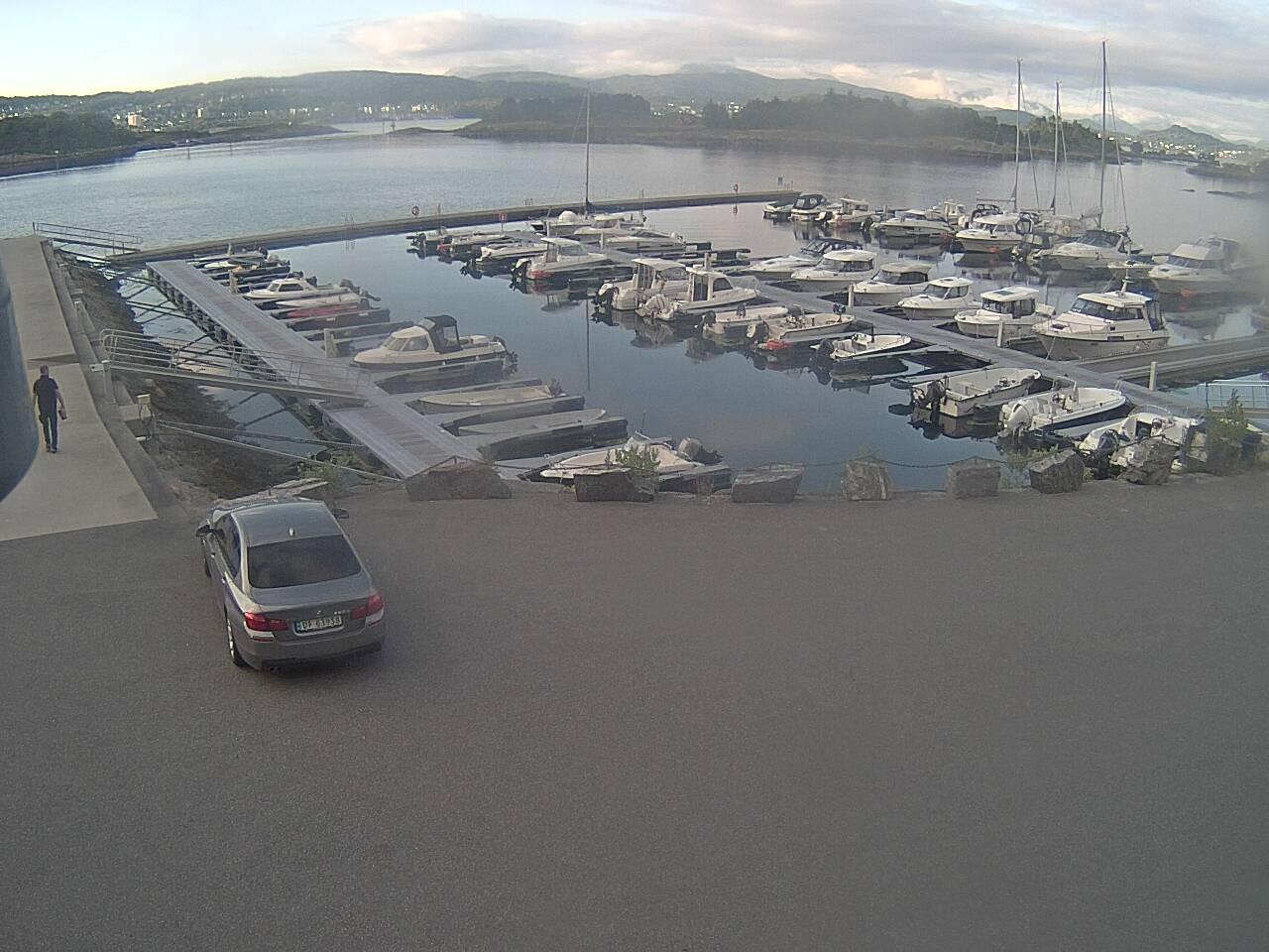 Webcam Langevåg, Sula, Møre og Romsdal, Norwegen